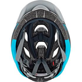 Alpina Lavarda L.E. Helmet anthracite-cyan